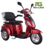 Motorino elettrico di mobilità Rated superiore delle 3 rotelle per gli adulti