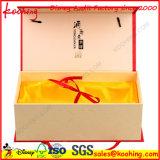 Caixa ondulada durável da cópia feita sob encomenda do fabricante para o empacotamento do vinho