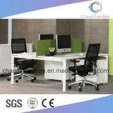 Meubles de bureau en bois de bureau de groupe de Tableau d'ordinateur de mode