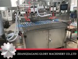 Terminar la máquina de rellenar embotelladoa pura del agua mineral
