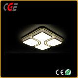 Las lámparas LED Lámparas de techo de acrílico blanco con patrón decorativo para el hogar de las luces del panel de LED Handsomer