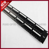 2U Cat5E System UTP 48 Ports Network Patch Panel