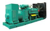 高圧ディーゼル発電機1MWへの5MW
