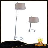 Zeitgenössisches Stahlanzeigen-Fußboden-Licht (KAGF2060-1)