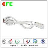 Waterdichte Magnetische Macht Connecter met Kabel USB