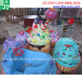 子供のアイスクリームの乗車、電気回転式子供の乗車(BJ-NT51)