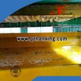 Hydraulische Filterpresse des Steinabwasser-Wyb-650