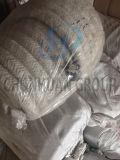 De fibra cerámica redonda