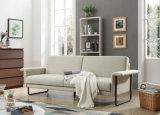 Luz nórdica moderna - base cinzenta do sofá da tela para a mobília Home (HC154)