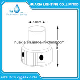 Luz subterrânea do diodo emissor de luz do branco puro 1W 3W 100-240VAC