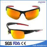 Estilo de injeção de plástico de moda Polarized Lens Sport Eyewear