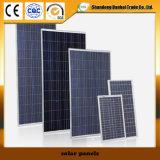 Panneau d'énergie solaire de la qualité 125W