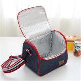 Bolsa de aislamiento fresco bolsa de hielo bolsa de aislamiento portátil bolso de almuerzo refrigerado bolso de almuerzo bolsa de viaje (GB # 80042)
