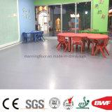 Het geluid absorbeert de Zachte Commerciële Vloer van pvc voor de Industrie 2.4mm van het Vervoer van de Kleuterschool