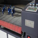 Tagliatrice d'alimentazione automatica del laser delle tre teste per il tessuto di tessile (JM-1810-3T-AT)
