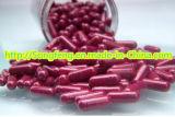 Forme galénique de tablettes et soins de santé, type de fines herbes capsule de suppléments de perte de poids