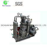 Compresor del aumentador de presión del gas del pistón del compresor del helio