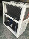 Refrigerador de água empacotada a ar portátil de 12kw / 18kw com compressor de deslocamento Danfoss