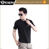 T-Shirts à manches courtes tactiles Quick Dry de qualité supérieure à l'extérieur