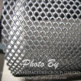 Rohr-Zeile Ineinander greifen HDPE Netz des Schutz-(Rockshield)