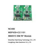 Msp430 Cc1101 868/915MHz RFのモジュールのトランシーバのモジュール