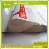 Сетка ткани PVC и печатание экрана