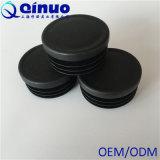 Qinuo는 1 인치 둥근 가구 관 플라스틱 안 유형을 캡핑한다