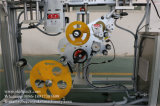 Automatische Aufkleber-Augen-Schatten-Kasten-untere Etikettiermaschine