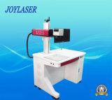 Оборудование автозапчастей оборудует гравировальный станок лазера волокна карточек