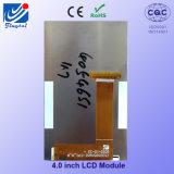 Normalerweise weißes TFT LCD 3.97 '' für Schaltungs-Einheiten