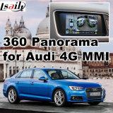 Interfaccia di panorama 360 & di retrovisione per lo schermo del getto dell'input di segnale del sistema Lvds RGB di Mmi di Audi 4G
