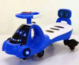 Matière plastique et conduite sur le véhicule de gosses d'oscillation de bébé de type de jouet