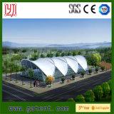 Barraca da estrutura da membrana do frame de aço para o telhado do Bleacher do estádio