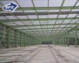 中国は鋼鉄衣類か衣服の倉庫または工場組立て式に作った