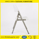 Wholesale Outdoor Folding Plastic Dining Chair with Adjustable Rectangle Counts Camp-site Uses