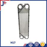 Placa e junta de permutador de calor (Igual com APV T4 / R55 / D37 / K34 / K55 / K71 / H12 / H17 / N25 / N35 / N50 / M60 / M92 / M107 / M185 / P105 / P190 / A055 / A085 /)