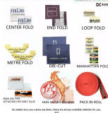 Rótulas de vestuário de rótulas personalizadas Etiqueta de marca de vestuário