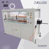 Máquina da extrusora da tubulação da capacidade elevada UPVC com caixa de engrenagens vertical