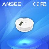 スマートなホームのための可聴周波および視覚アラームが付いている無線一酸化炭素検知管