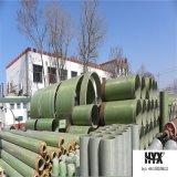 Fiberglas-heiße Media, die thermische Isolierungs-Rohr übermitteln