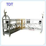 Plate-forme suspendue en aluminium homologué de 630 kg (ZLP630)