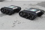 Telaio di gomma del robot del cingolo RC (K01SP10SCS2)