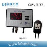 Contrôleur de grande précision d'Orp de matériel de laboratoire (ORP-2626)