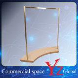 (YZ161810) Exhibición del soporte del soporte de exhibición del soporte de la exhibición del estante de la exhibición del estante de la exhibición del estante de la exhibición del acero inoxidable
