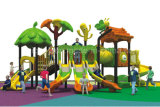De nieuwe Plastic OpenluchtSpeelplaats van Kinderen voor de Verkoop van de Fabriek met Korting