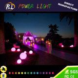 Éclairage extérieur illuminé Hotselling Round LED Pool Ball