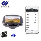 Mini cámara de la lente del coche DVR de la cámara de la función dual de WiFi