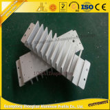 6063/6061 personalizados de aleación de aluminio de piezas de disipador de aluminio