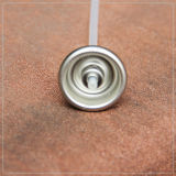 Espejo de plata de acrílico de pulverización de pintura de cromo