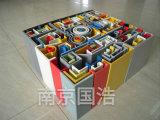 Pipe carrée de haute résistance de FRP/GRP pour le ménage